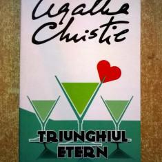 Agatha Christie – Triunghiul etern - Carte politiste