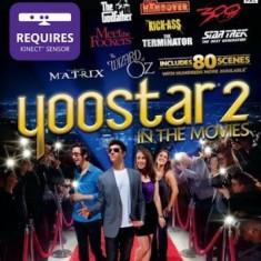 Yoostar 2 – In the movies - Kinect - XBOX 360 [Second hand] - Jocuri Xbox 360, Simulatoare, 12+, Multiplayer