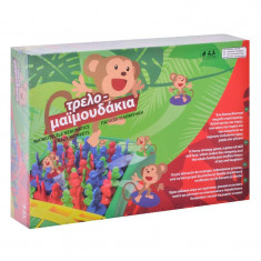 Joc de societate Crazy Monkeys, 2-6 jucatori