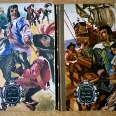 Alexandre Dumas – Cei trei muschetari {2 volume, Col. Dumas} - Carte de aventura
