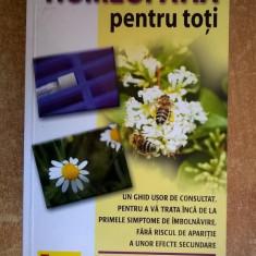 Gerard Pacaud - Homeopatia pentru toti