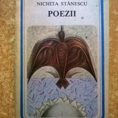 Nichita Stanescu – Poezii - Carte poezie