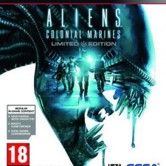 Aliens Colonial Marines   - PS3 [Second hand], Shooting, 18+, Multiplayer