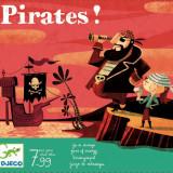 Joc de strategie pirati Djeco - Jocuri Logica si inteligenta