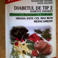 R. Franke, H. Hauner - Diabetul de tip 2 Diabetul zaharat