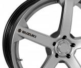 Sticker jante - Suzuki (set 4 buc.)