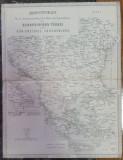 Harta veche Balcani