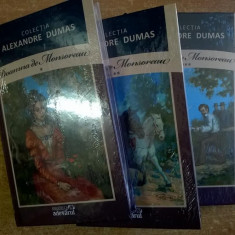 Alexandre Dumas – Doamna de Monsoreau, 3 volume {Col. Adevarul} - Carte de aventura