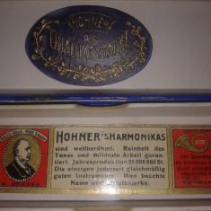MUZICUTA NEUE JUGEND-M.HOHNER VECHE