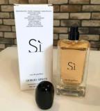 Parfum Tester Giorgio Armani Si 100 ml eau de parfum