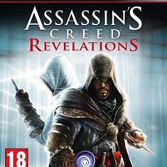 Assassin's Creed Revelations - PS3 [Second hand] - Jocuri PS3, Actiune, 18+, Single player