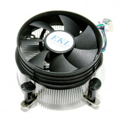 Cooler EKL pentru INTEL Socket LGA 1155, 1156, 1150, cu Ventilator 92mm, Mufa 4 pini, Control turatie PWM - Cooler PC