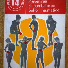 St. Suteanu - Prevenirea si combaterea bolilor reumatice