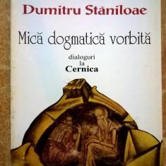 M. Costa de Beauregard, Dumitru Staniloae - Mica dogmatica vorbita