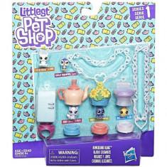 Set Talismane Casa Littlest Pet Shop - Figurina Povesti Hasbro