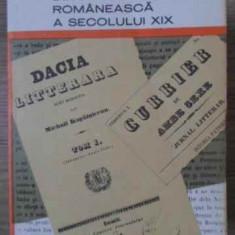 Din Presa Literara Romaneasca A Secolului Xix - Colectiv, 407057 - Biografie