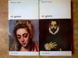Manuel B. Cassio – El greco {2 volume}