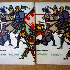 Henryk Sienkiewicz – Cavalerii teutoni {2 volume, cartonate} - Carte de aventura