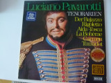 Pavarotti - vinyl, VINIL, decca classics