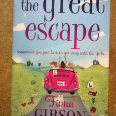 Fiona Gibson - The Great Escape
