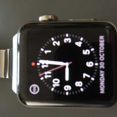 Apple Watch 2, SmartWatch, Ceas, Otel Inoxidabil, 38mm, Silver Link Bracelet, Apple Watch Series 2
