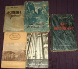 Geo Bogza set 5 volume reportaje de calatorie, anii 50-60-70, Alta editura