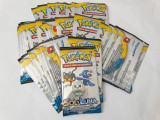 Cartonase Pokemon Trading Card set de 3 cartonase sigilate noi - Sun & Moon