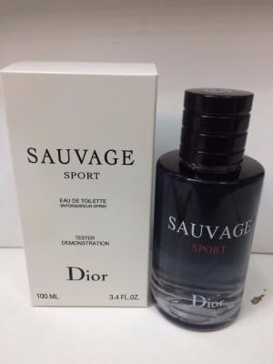 Parfum Tester Dior Sauvage 100 Ml foto