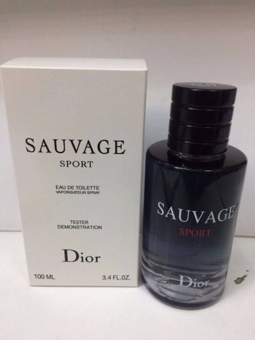 Parfum Tester Dior Sauvage 100 Ml