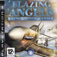 Blazing Angels Squadrons of WWII  - PS3 [Second hand], Simulatoare, 12+, Multiplayer