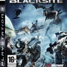 Blacksite  - PS3 [Second hand], Shooting, 16+, Single player