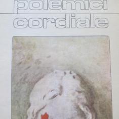Polemici cordiale -Octavian Paler