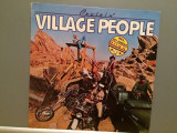 VILLAGE PEOPLE - CRUSIN (1978/METRONOME/RFG) - Vinil/Analog/Impecabil(NM)