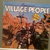 VILLAGE PEOPLE - CRUSIN (1978/METRONOME/RFG) - Vinil/Analog/Impecabil(NM)