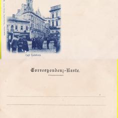 Cernauti ( Bucovina)- editura Leon Konig -clasica, RR - Carte Postala Bucovina pana la 1904, Necirculata, Printata