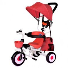 Tricicleta Pliabila Plika Cherry - Tricicleta copii Skutt