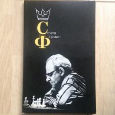 Semen Semyon Furman sah carte hobby fan sport in limba rusa moscova urss 1988 - Carte sport