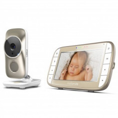 Videofon digital Motorola Connect 845 cu camera WiFi - Baby monitor