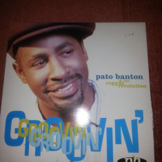 "Pato Banton &The Reggae Revolution-Groovin'-1986 UK Maxi Single 12"" vinil vinyl"