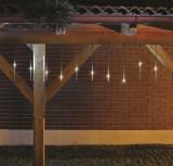 Ghirlanda 10 turtuti, 100 LED-uri, lumina alba rece, exterior , Home