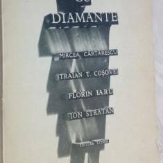 MIRCEA CARTARESCU/TRAIAN T. COSOVEI/FLORIN IARU/ION STRATAN-AER CU DIAMANTE, 1982 - Carte poezie