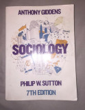 Sociology / Philip W. Sutton / Anthony Giddens