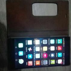 Vand Huawei P8 (nu lite) - Telefon Huawei, Gri, 16GB, Orange