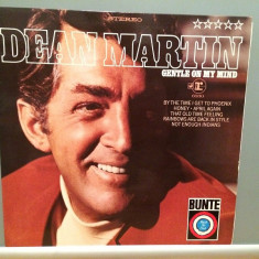 DEAN MARTIN - GENTLE ON MY MIND (1984/REPRISE/RFG) - Vinil/Analog/Impecabil(NM) - Muzica Rock decca classics