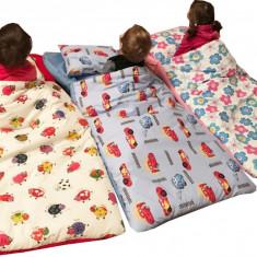 Sac de dormit Buzunar 190 cm Ursuleti cu roz Deseda - Lenjerie pat copii