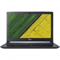 Laptop Acer Aspire A515-51G-739J 15.6 inch FHD Intel Core i7-7500U 4GB DDR4 1TB HDD GeForce 940MX Linux Silver