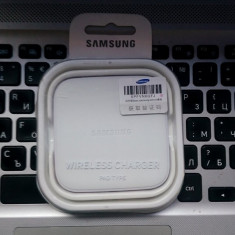 Vand incarcator wireless ORIGINAL pt Samsung A5: 2015, 2016, 2017 - Incarcator telefon Samsung