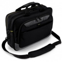 Targus Geanta notebook 17.3 inch City Gear Topload, Black - Geanta laptop