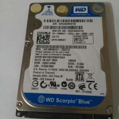 HDD laptop 2.5inch Western Digital 160GB