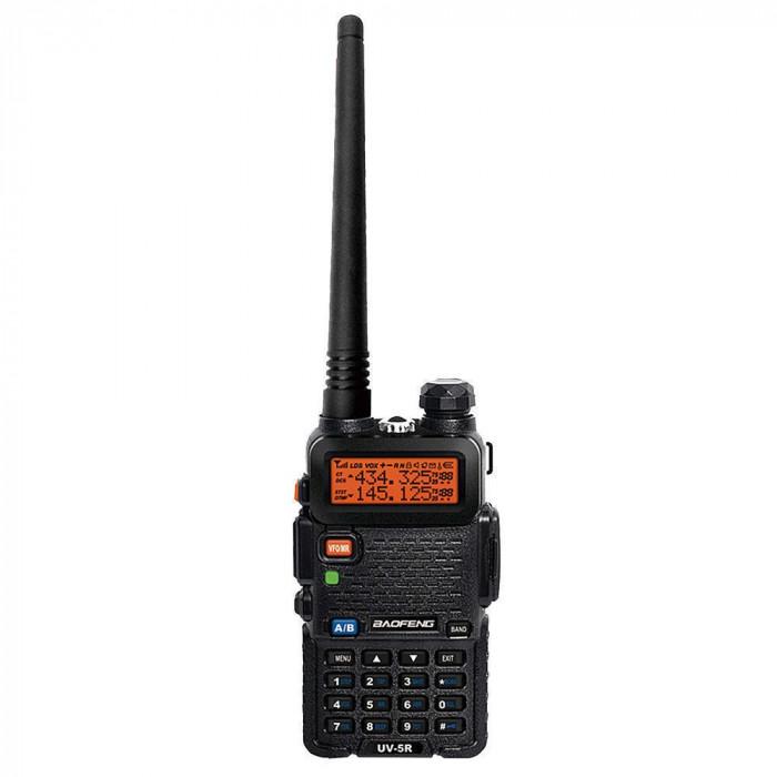 Statie portabila emisie receptie / walkie talkie Baofeng UV-5R